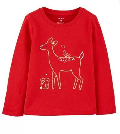 Кофта светр Carter's на 4 роки