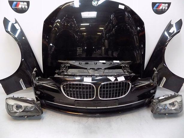 Разборка BMW 7 F01 F02 G11 G12 Бампер Капот Телевизор Крыло Фонари