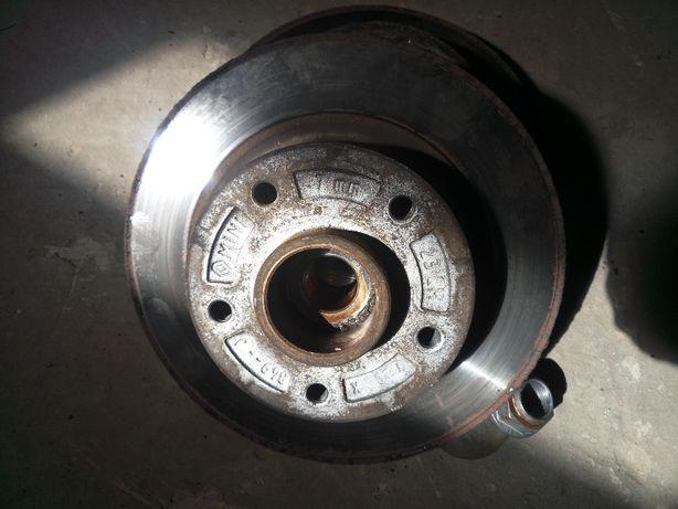 Диски тормозные задние Renault Megane /Scenic 3