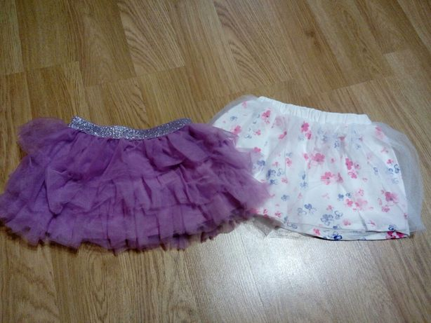 Spodnice tutu dziewczynka baletnica cool club smyk 80