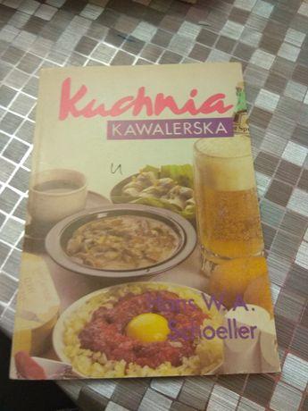 Kuchnia kawalerska Hans Schoeller seria książki kucharskie Heynego