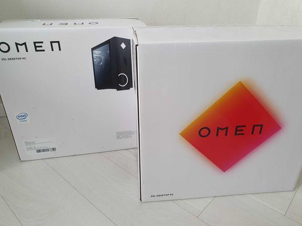Геймерский ПК HP Omen 30L 2S8H5EA (i7-10700K/32ГБ/SSD1ТБ/RTX3090 24ГБ)