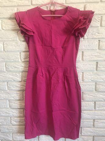 Летнее платье сарафан размер s m