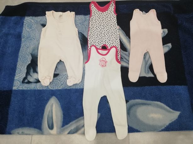Śpiochy niemowlęce 68