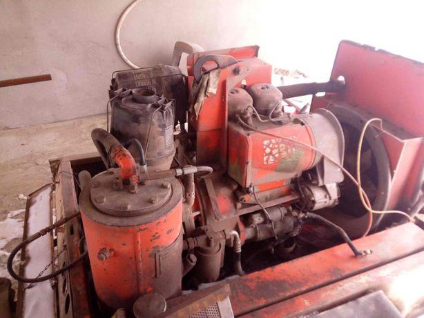Kompresor spalinowy demag Ad silnik deutz
