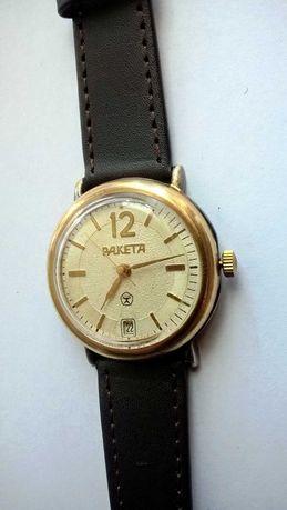 Ciekawa Rakieta z dolną datą męski mechaniczny zegarek