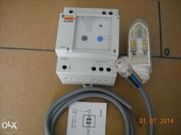 Interruptor Crepucular M&G