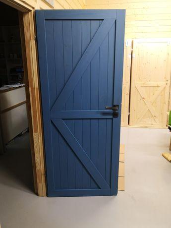 """Skrzydło drzwi sosnowych """"80"""""""