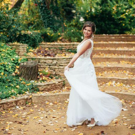 Вечернее платье. Для свадьбы или выпускного.