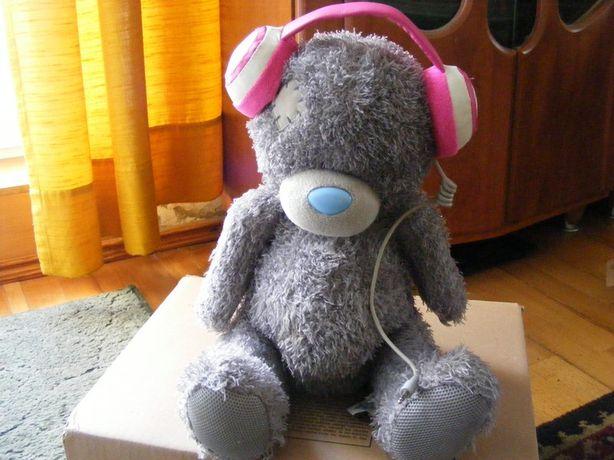 MASKOTKA MISIEK Music Player Tatty Teddy