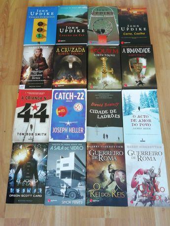 Livros usados desde 3.75€