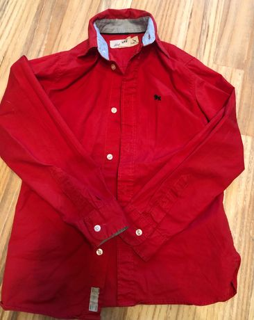 Koszula chłopięca firmy H&M rozm. 128 cm