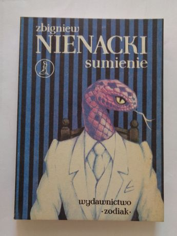 Sumienie; Zbigniew Nienacki