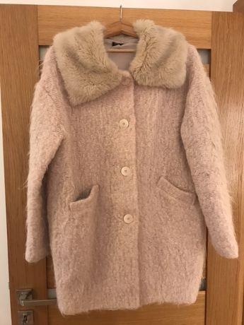Płaszcz damski oversize, rozmiar uniwersalny