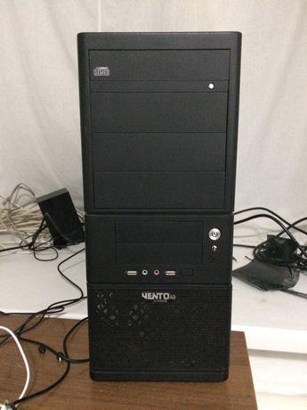 Системный блок, ПК, компьютер, 2 ядра (2,60 ггц) 4гб Озу СРОЧНО ТОРГ