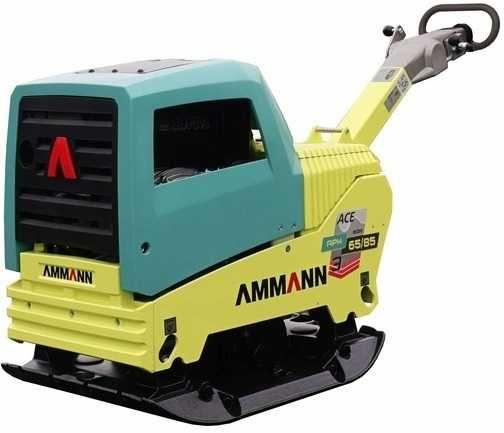 Zagęszczarka Gruntu hydrauliczna AMMANN APH 65/85 DE diesel (515kg)