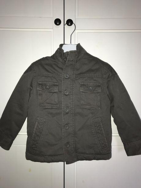Ciepła kurtka Marks & Spencer 116 cm, 5-6 lat