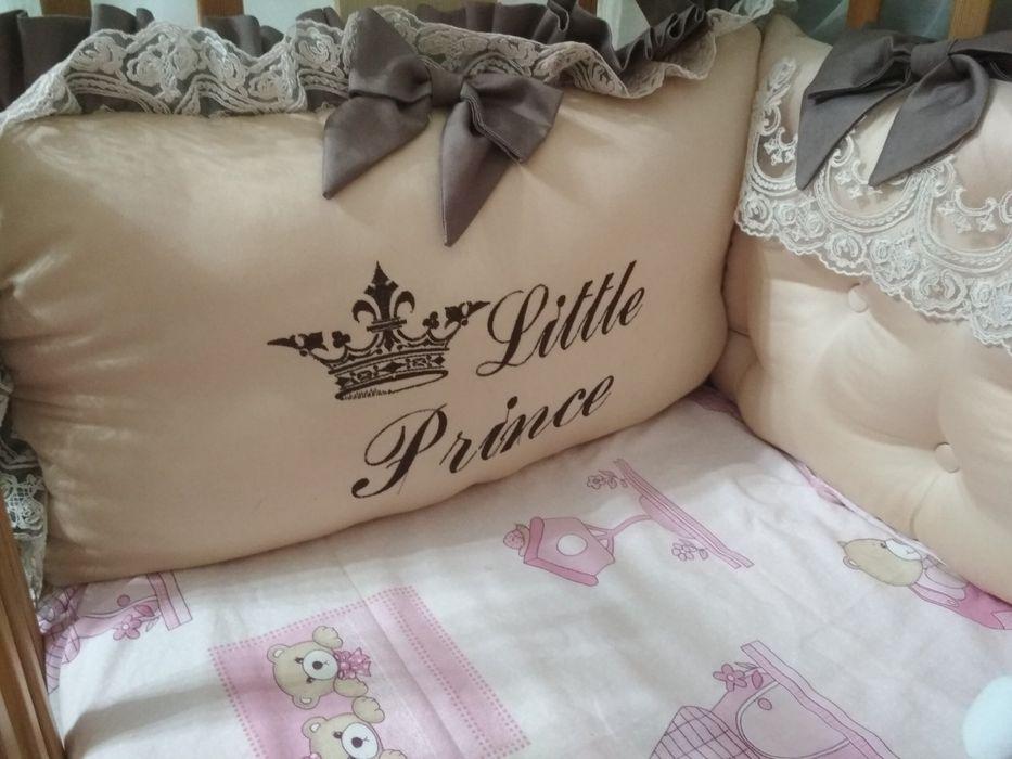 Набор в детскую кроватку Погребы - изображение 1