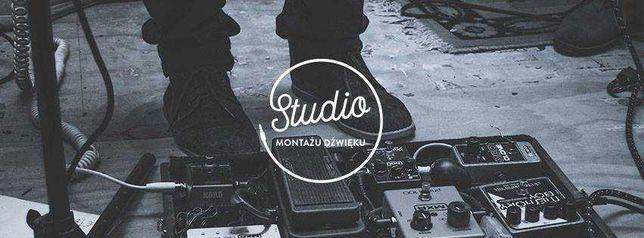 Studio nagrań - Studio Montażu Dźwięku - Mokotów