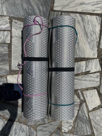Colchão de espuma Quechua Arpenaz M100 cinzento