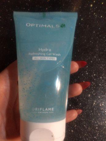 Żel do mycia twarzy Hydra Optimals