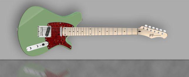 "Gitara elektryczna GFF Stellar ""Seria1"" OV | GFF Handcrafted Guitars"