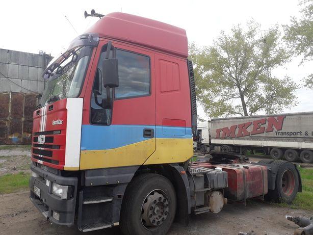 Вантажівка івеко євростар