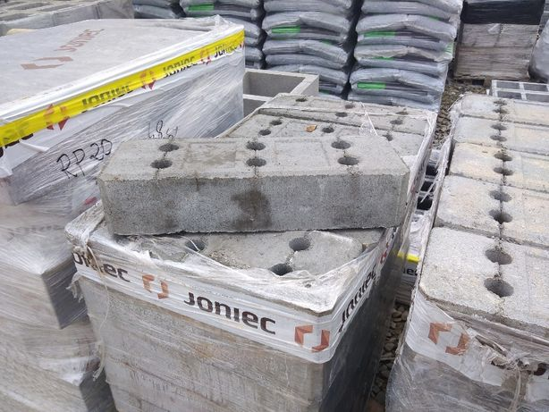 Stopa Tymczasowa, betonowa Ogrodzenie Joniec tylko 13,5 zł!!!