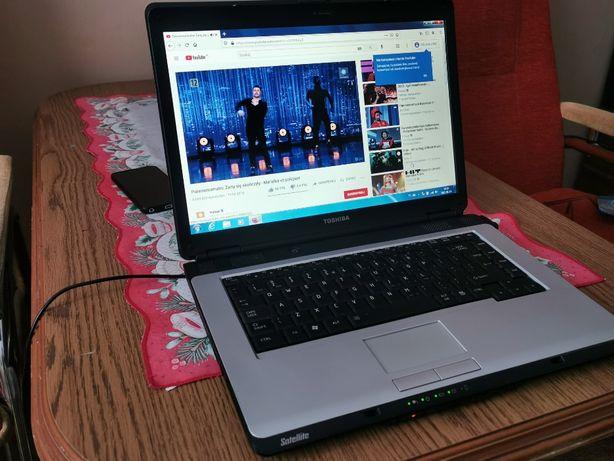 Sprzedam Laptopa Toshiba - w bardzo dobrym stanie, w pełni sprawny!