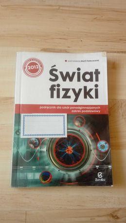 Świat fizyki, podręcznik, zakres podstawowy