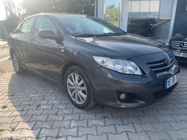 Toyota Corolla 1.4 D-4D Exclusive+PM