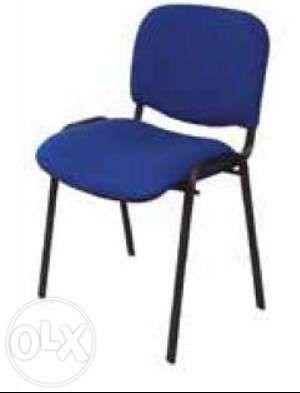 Cadeira 4 Pés de visitante Escritório