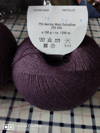 Продаются нитки для вязания