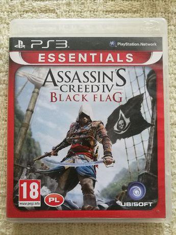 Gry PS3 - ASSASSINS CREED IV - BLACK FLAG - Playstation 3 Wer. Polska