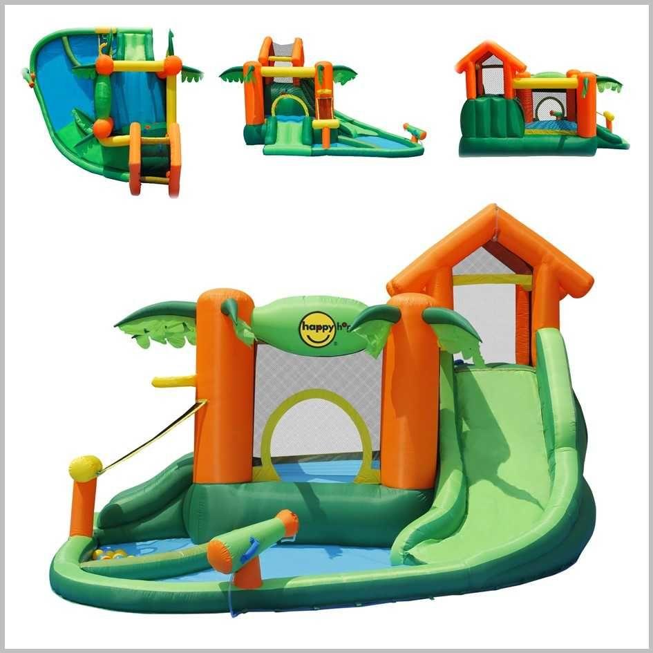 9364 - Insuflável aquático Happy Hop - Novo - IVA incluído