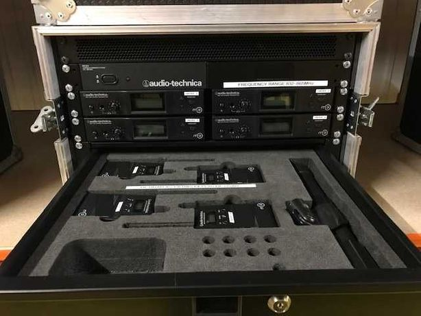 IN Ear Monitoring Audio-Technica M3