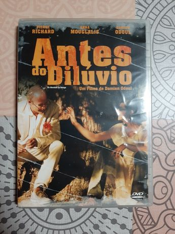 "Filme ""Antes do dilúvio"""