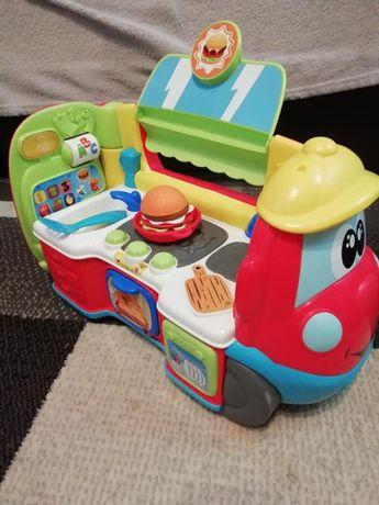 Food truck Chicco, kuchnia, zabawka interaktywna 1-4 l.