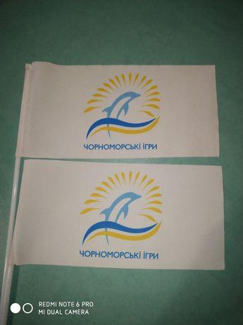 Флажок Черноморских играх