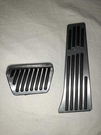 Capas pedais BMW X1 X3 X4 X5 X6 1/2/3/5/6/7-Series F20 E87 E9X e Fxx