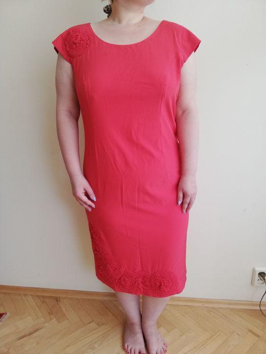 Czerwona sukienka Gdynia - image 1
