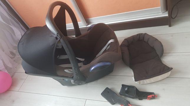 Автокрісло maxi -cosi з адаптерами до коляски quinny