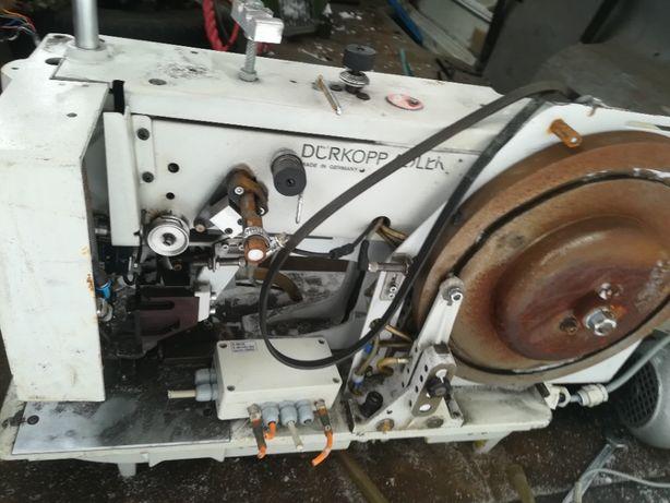 Maszyna do szycia przemysłowa Adler durkopp