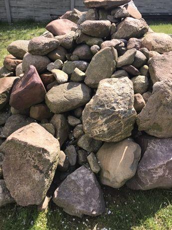 Kamień polny ogrodowy głazy polne ogrodowe OSTATECZNA CENA