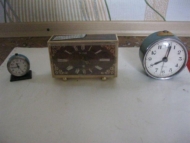 Продам будильник СССР