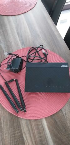 #  Router Asus  #