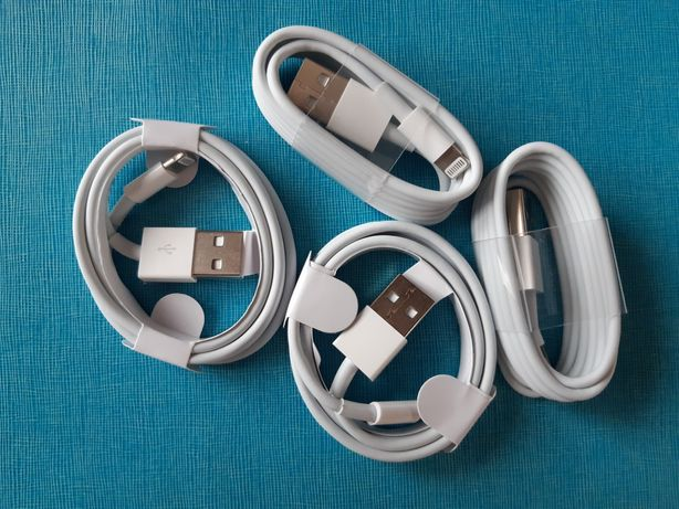 Kabel do iPhone USB to Lightning (1m) NOWY