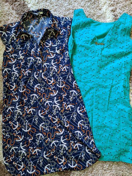 Два крутых летних платья