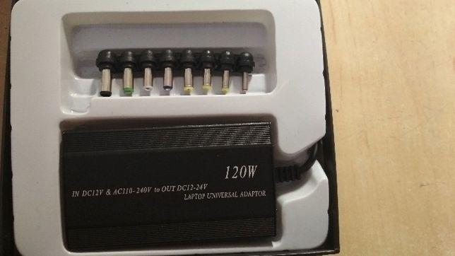 Зарядное устройство универсальное для ноутбуков 12В/220В