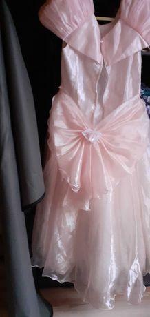 Sukienka okolicznościowa slubna